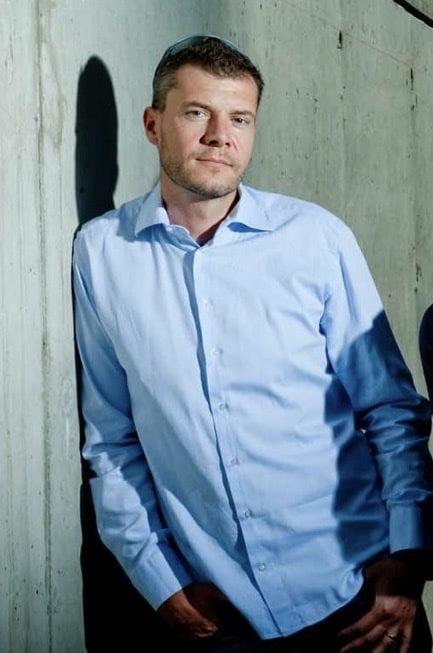Christophe Bays - bonheurologue, coach de vie